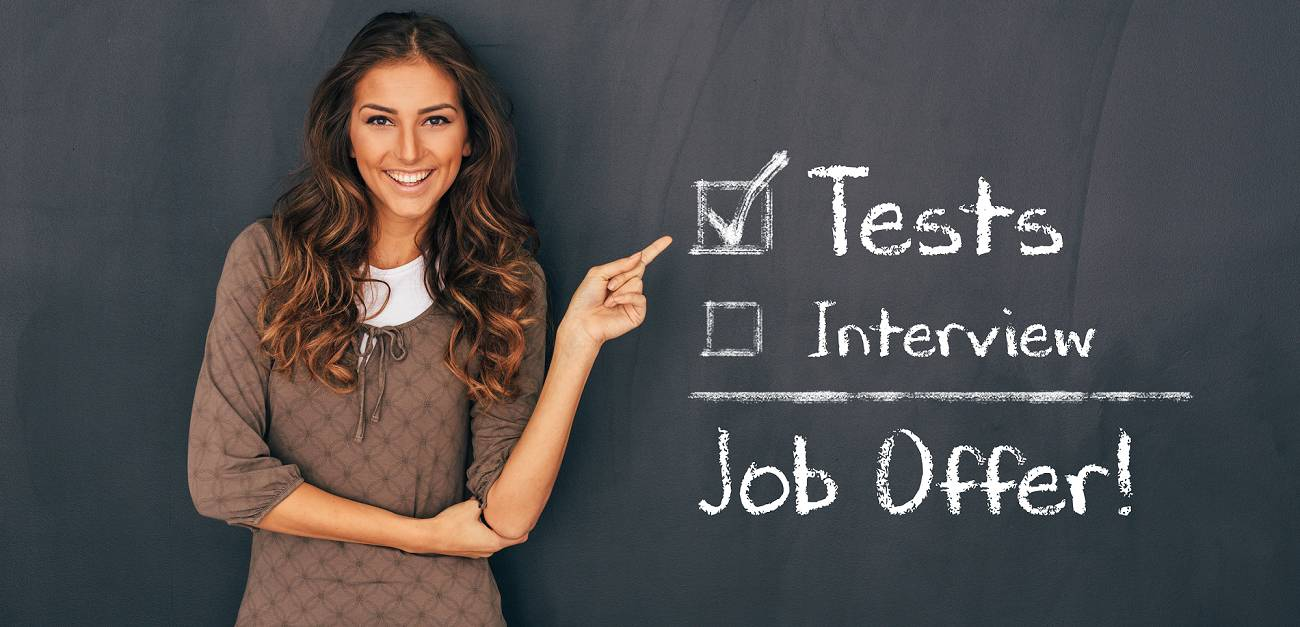 Job Offer - Tests