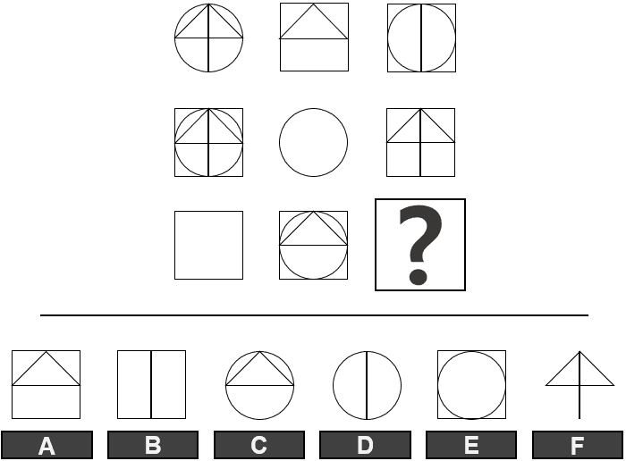 inductive reasoning sample question 2